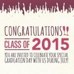 Graduation Offer at Bem Brasil