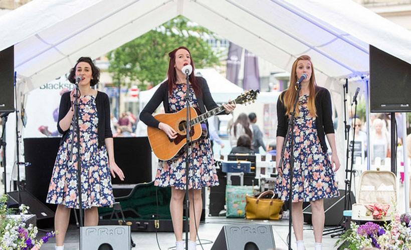 king street festival singers