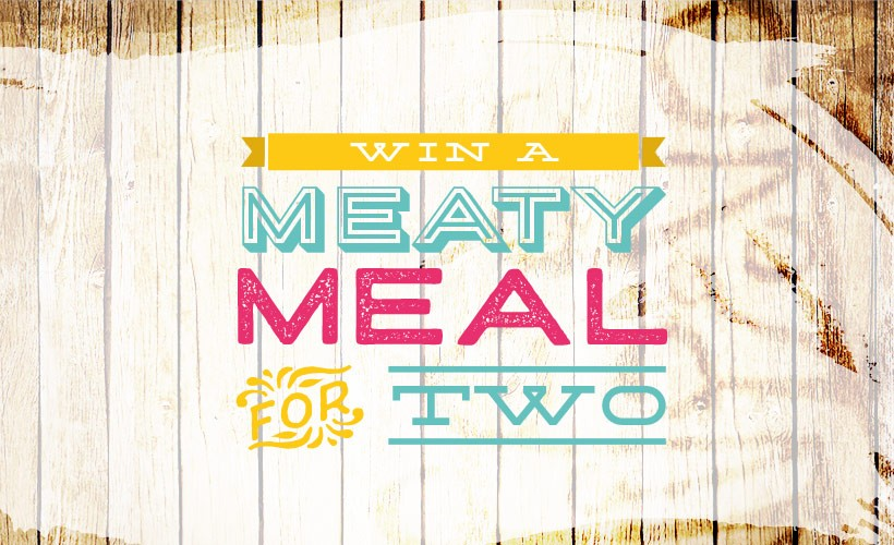 Win a meal for two