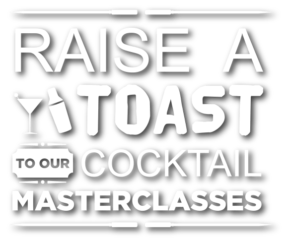Cocktail Masterclass Title